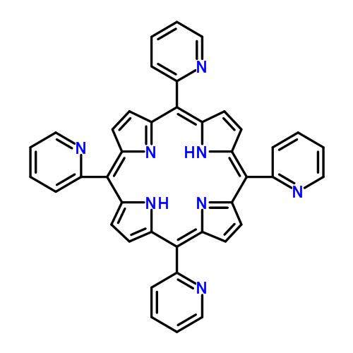 5,10,15,20-Tetra-2-pyridylporphine CAS 40904-90-3