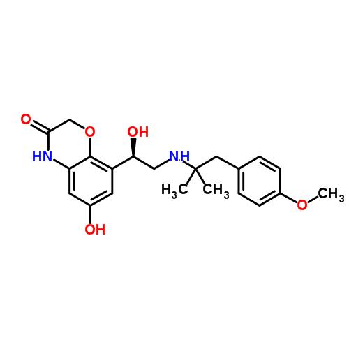 Olodaterol CAS 868049-49-4