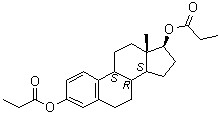 Estradiol 3,17-dipropionate CAS 113-38-2