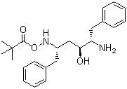 [(1S,3S,4S)-4-Amino-3-hydroxy-5-phenyl-1-(phenylmethyl)pentyl]carbamic acid 1,1-dimethylethyl ester CAS 144163-85-9