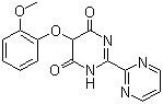 5-(2-Methoxyphenoxy)-[2,2′-bipyrimidine]-4,6(1H,5H)-dione CAS 150728-12-4