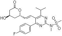 Rosuvastatin Lactone CAS 503610-43-3