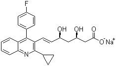 Pitavastatin Sodium CAS 574705-92-3