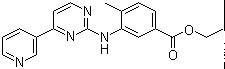 4-Methyl-3-[[4-(3-pyridinyl)-2-pyrimidinyl]amino]benzoic acid ethyl ester CAS 641569-97-3