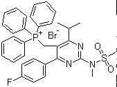 [[4-(4-fluorophenyl)-6-(1-methylethyl)-2-[methyl(methylsulfonyl)amino]-5-pyrimidinyl]me CAS 885477-83-8