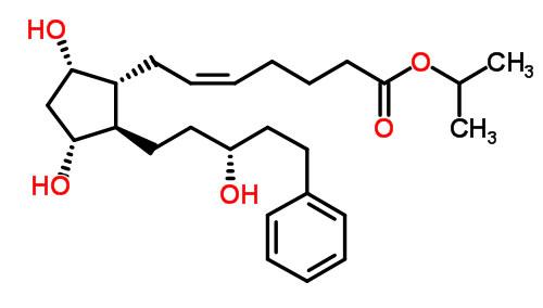 Latanoprost CAS 130209-82-4(41639-74-1)