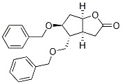 2H-Cyclopenta[b]furan-2-one, hexahydro-5-(phenylMethoxy)-4-[(phenylMethoxy)Methyl]-, [3aS-(3aa,4a,5b,6aa)]- CAS 114826-79-8