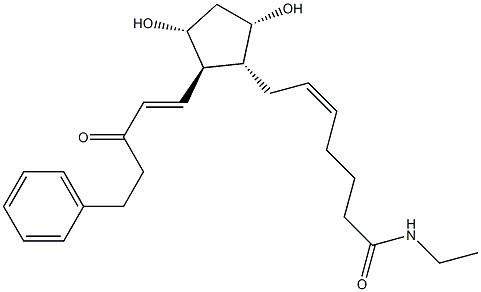 15-Keto BiMatoprost-d5 CAS 1163135-96-3