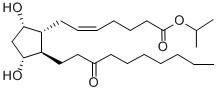 Isopropyl unoprostone CAS 120373-24-2