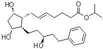 trans-(15S)-Latanoprost CAS 1235141-39-5