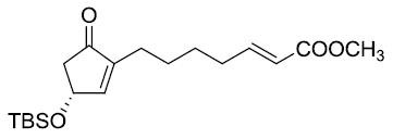 Prostaglandin synthesis;Two-component coupling INTERMEDIATE-1 CAS 131392-90-0