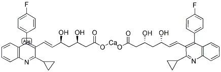 Pitavastatin calcium CAS 147526-32-7