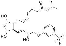 Travoprost CAS 157283-68-6