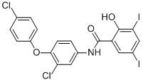 Rafoxanide CAS 22662-39-1