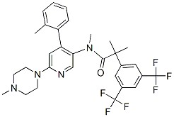 Netupitant CAS 290297-26-6