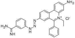 Isometamidium chloride CAS 34301-55-8