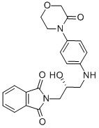 (S)-4-(4-(5-(AMinoMethyl)-2-oxooxa zolidin-3-yl)phenyl)Morpholin-3-one hydrochloride CAS 446292-07-5