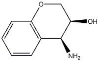 (3S,4S)-4-aminochroman-3-ol CAS 58810-67-6