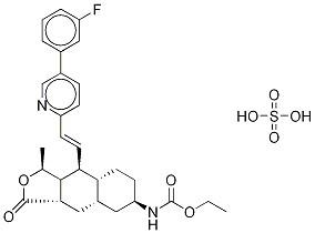 Vorapaxar Sulfate CAS 705260-08-8