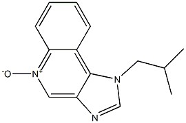 Imiquimod Related Compound B (25 mg) (1-Isobutyl-1H-imidazo[4,5-c]quinoline 5-oxide) CAS 99010-63-6