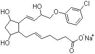 DL-Cloprostenol Sodium CAS 55028-72-3