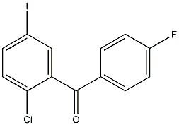 (2-Chloro-5-iodophenyl)(4-fluorophenyl)methanone CAS 915095-86-2