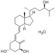 (1R,3S)-5-[2-[(1R,3aR,7aS)-1-[(2R,5S)-5-hydroxy-6-methyl-heptan-2-yl]-7a-methyl-2,3,3a,5,6,7-hexahydro-1H-inden-4-ylidene]ethylidene]-4-methylidene-cyclohexane-1,3-diol CAS 93129-94-3