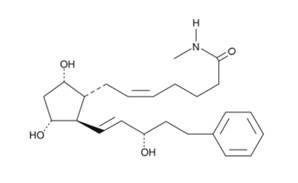 Methylamido Dihydro Noralfaprostal CAS 155206-01-2