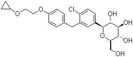 bexagliflozin CAS 1118567-05-7