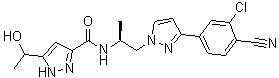 ODM-201 CAS 1297538-32-9