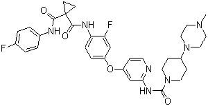Golvatinib(E7050) CAS 928037-13-2