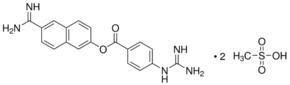 Nafamostat mesylate CAS 82956-11-4