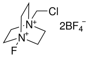 1-Chloromethyl-4-fluoro-1,4-diazoniabicyclo[2.2.2]octanebis(tetrafluoroborate) CAS 140681-55-6