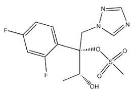 (2R,3R)-2-(2,4-difluorophenyl)-1-(1H-1,2,4-triazol-1-yl)butane-2,3-diolMesylate CAS 1175536-50-1