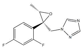 1.1-(((2R,3S)-2-(2,4-difluorophenyl)-3-Methyloxiran-2-yl)Methyl)-1H-1,2,4-triazole CAS 127000-90-2