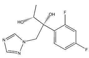 (2R,3R)-2-(2,4-difluorophenyl)-1-(1H-1,2,4-triazol-1-yl)butane-2,3-diol CAS 133775-25-4