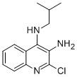2-Chloro-N4-(2-methypropyl)-3,4-quinolinediamine CAS 133860-76-1