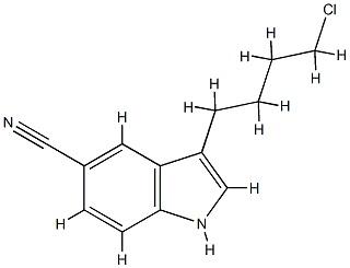 3-(4-Chlorbutyl)-1H-indol-5-carbonitril CAS 143612-79-7