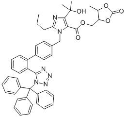 Tritylolmesartan CAS 144690-92-6