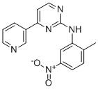 N-(2-Methyl-5-nitrophenyl)-4-(pyridin-3-yl)pyrimidin-2-amine CAS 152460-09-8