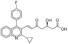 5-OxoPitavastatin CAS 222306-15-2
