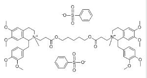 Cisatracuriumbesylate CAS 96946-42-8