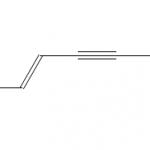 1-chloro-6,6-dimethyl-2-heptyene-4-alkyne CAS 126764-17-8