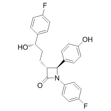 Ezetimibe CAS 163222-33-1
