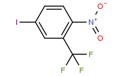 4-iodo-1-nitro-2(trifluoromethyl)benzene CAS 393-10-2