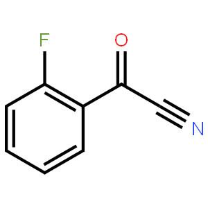 (2-Fluorophenyl)(oxo)acetonitrile CAS 80277-41-4