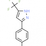 3-(TRIFLUOROMETHYL)-5-P-TOLYL-1H-PYRAZOLE CAS 26974-15-2