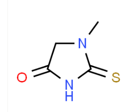1-Methyl-2-thioxoimidazolidin-4-one CAS 29181-65-5