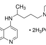 Chloroquine diphosphate CAS 50-63-5