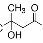 3-Hydroxy-3-methylbutanoic acid CAS 625-08-1